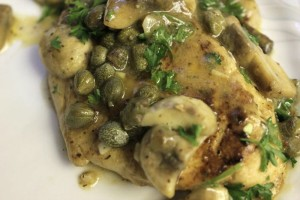 """Resources For New (or Wannabe) Vegans. And a """"Chicken"""" Piccata Recipe"""