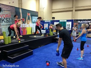 IHRSA 2013: The Sessions, Part 1