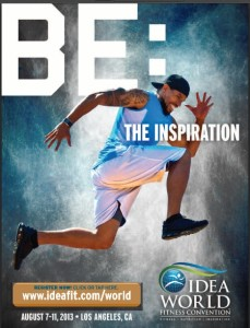 Personal Trainer Reflections and the IDEA World Fitness Convention