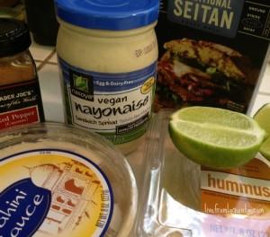 2 Vegan Recipes + Nasoya Vegan Nayonaise + a Giveaway!