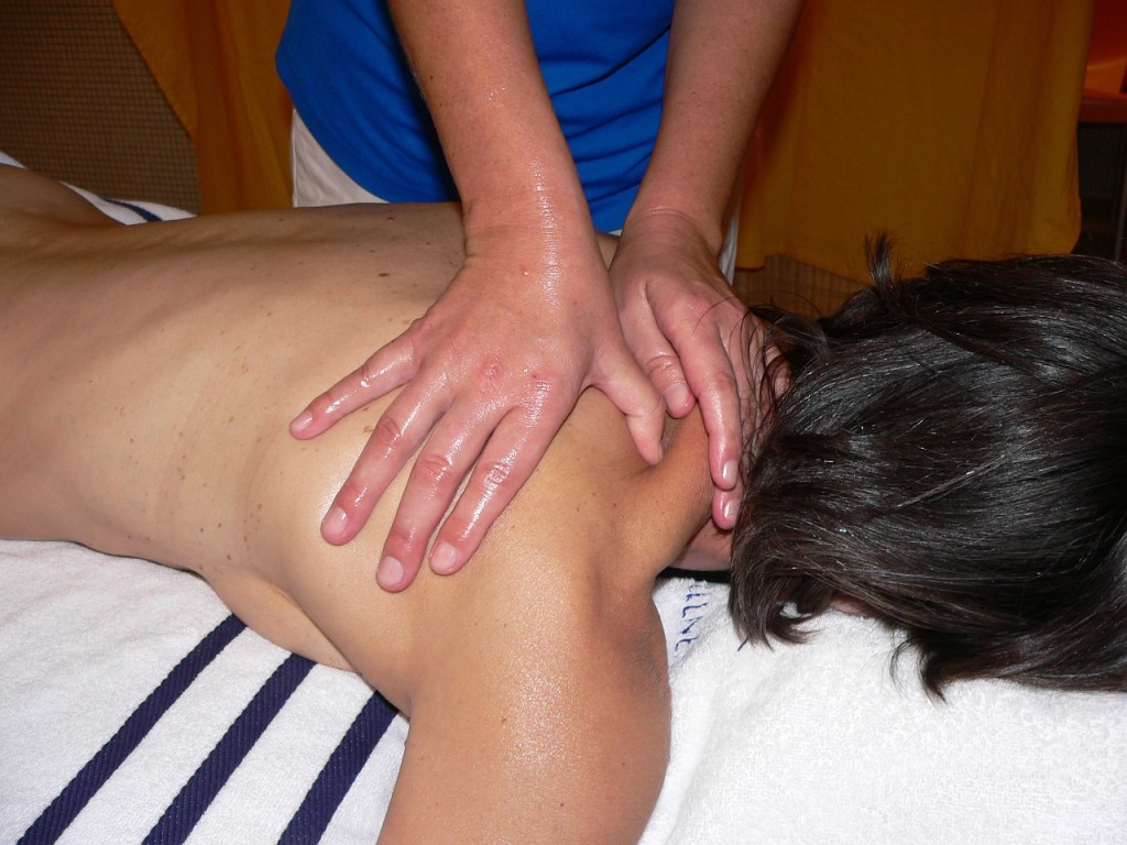 The benefits of massage for runners.