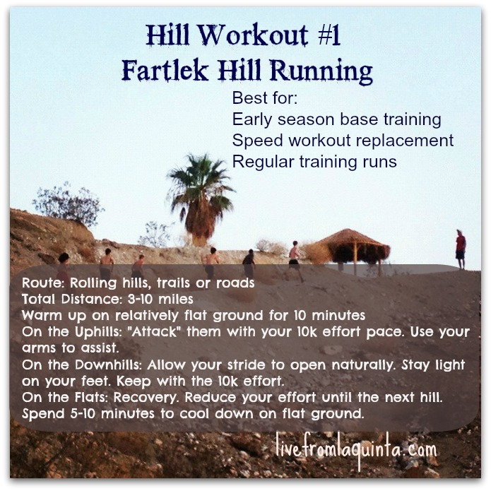 This hill workout is one of the tools that will help you run faster.