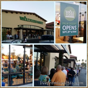Pre-Opening Party at Whole Foods