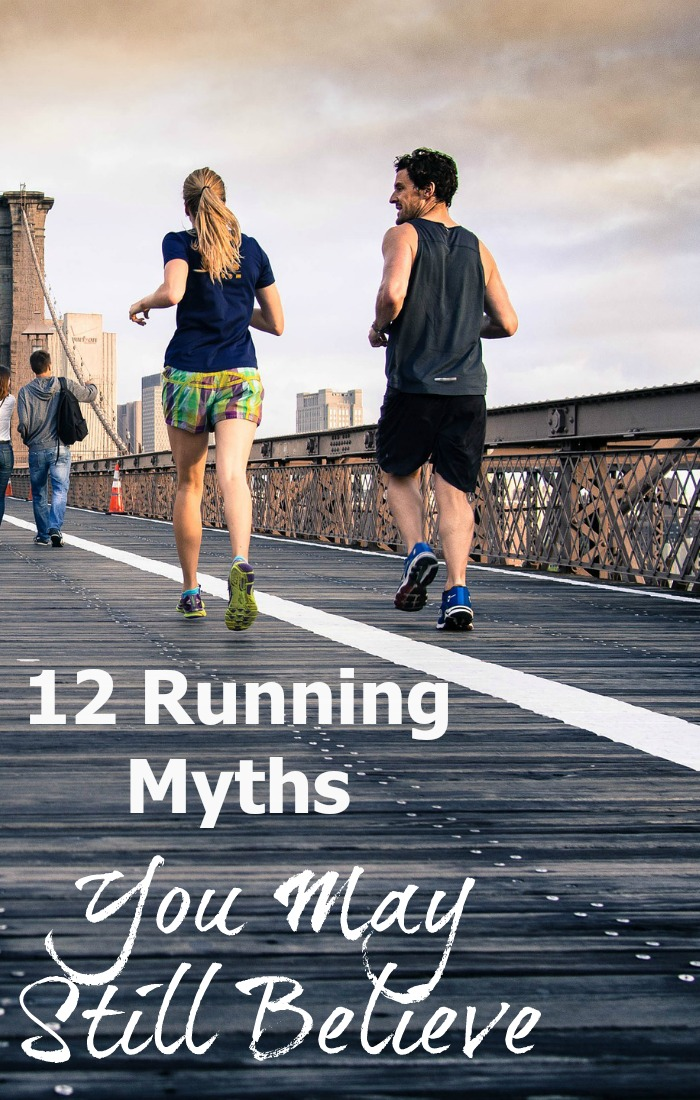 "There are a lot of ""facts"" about running that new runners in particular are led to believe. Even experienced runners probably believe some of the so-called truths about running. Read on while we bust up some running myths."