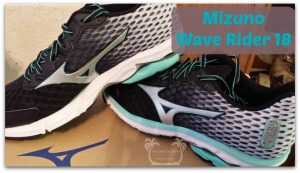 On Running: Mizuno Wave Rider 18 Review