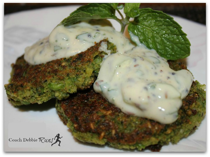 These vegan Indian Lentil Cakes with Cucumber Mint Riata make an elegant meal that's perfect for a dinner party but still simple enough for a night at home.