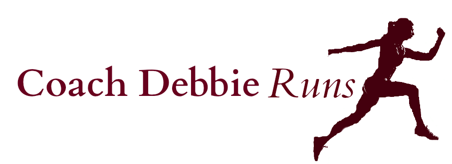 Coach Debbie Runs Logo