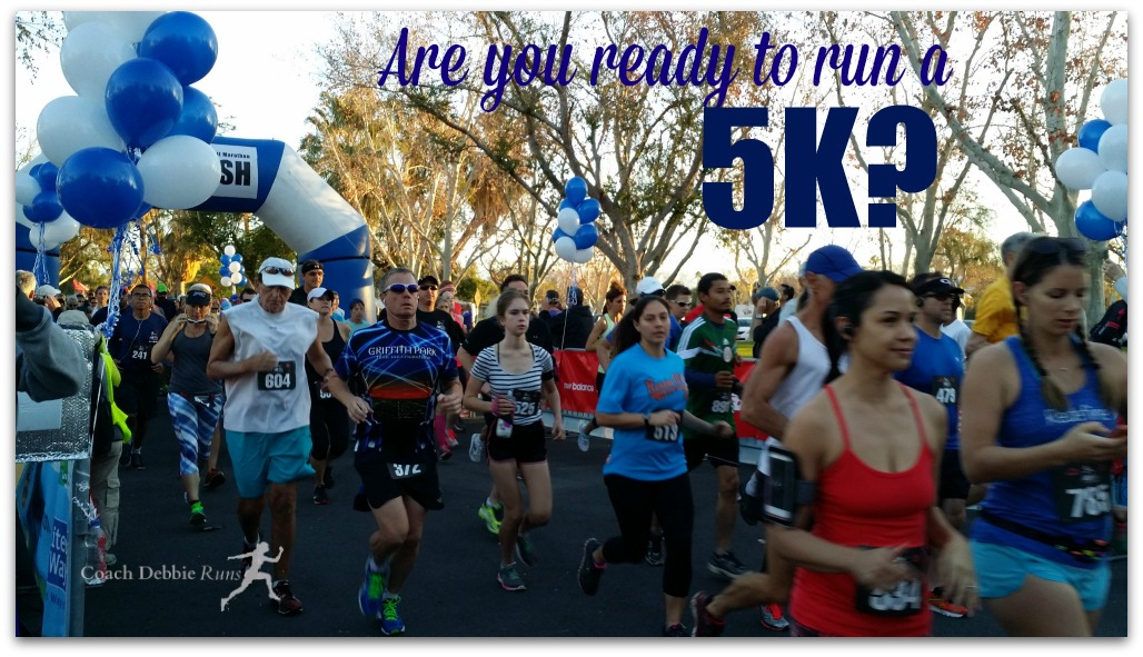 Want to run your first 5k? This 12 week program will get you there!