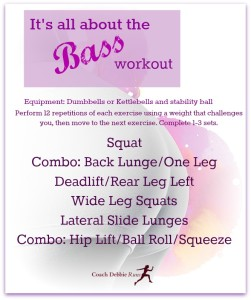It's All About the Bass: The Workout