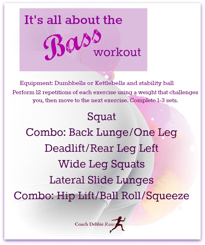 I'm excited to bring you a fun and challenging workout for your rear aspect. Actually, it will strengthen your entire lower body, improve your balance, and protect you against injury.