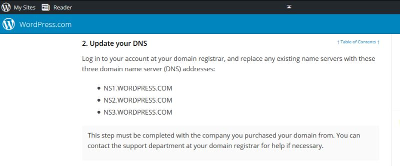 Wordpress Step Three