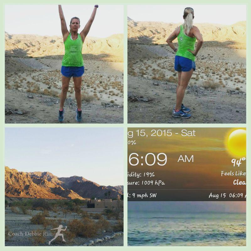 Desert Running 1