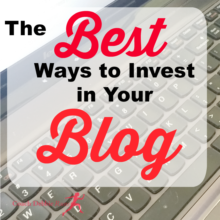 Sometimes you have to spend money to make money. Here are the best ways to invest in your blog.