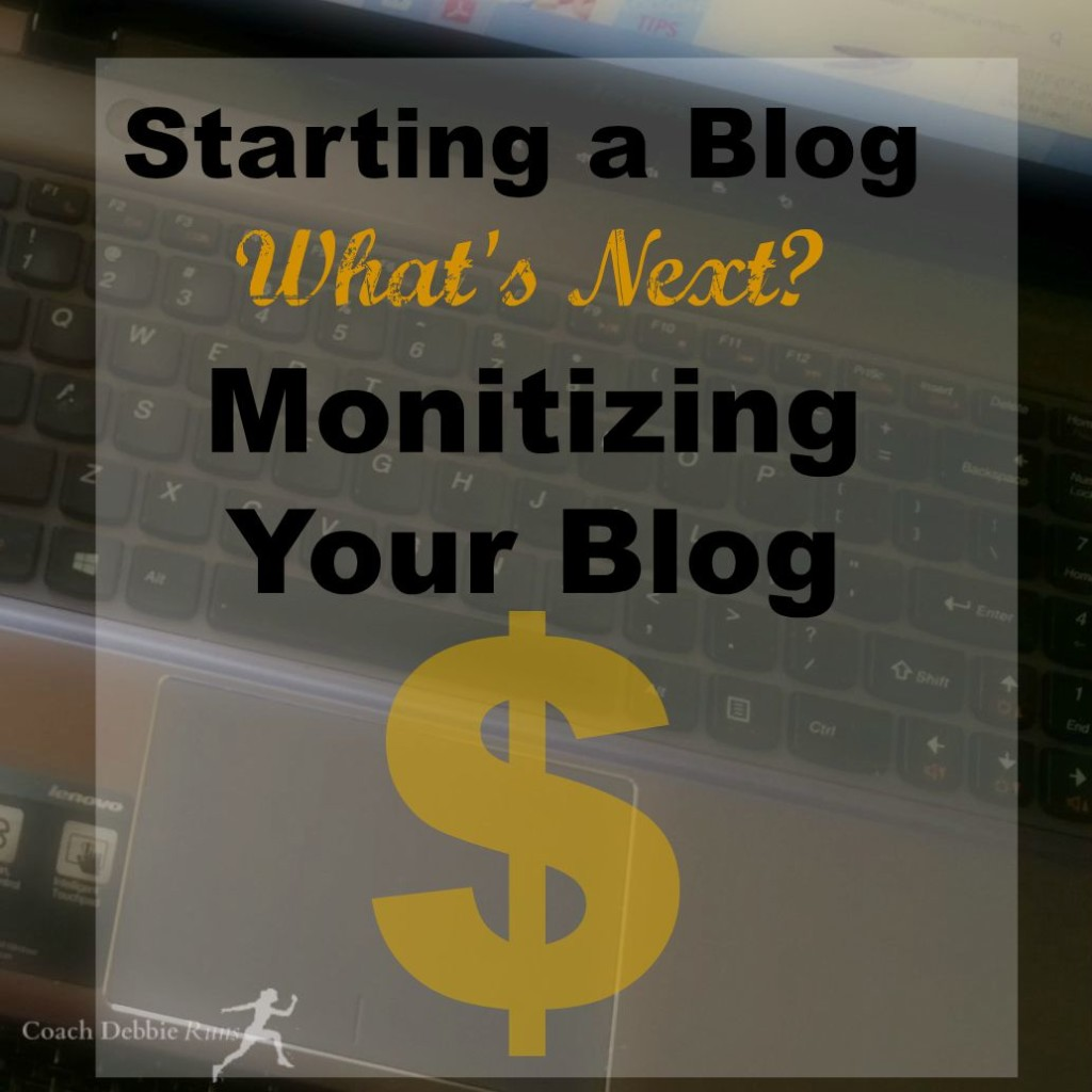 So you've started a blog? Here are some tips to make money on your blog.