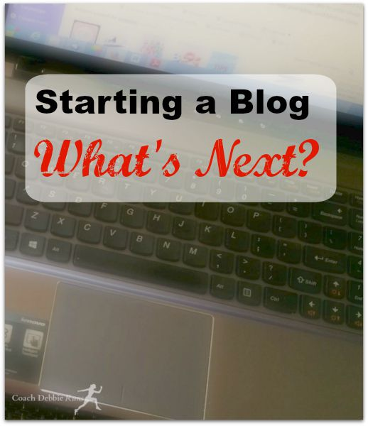 Starting a Blog: Are you ready to take it to the next level? This 4 part series will help.
