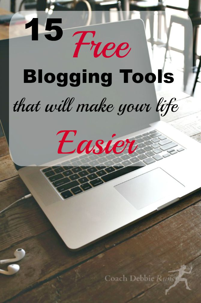 Here is a list of 15 Free Blogging Tools that will make your life Easier.