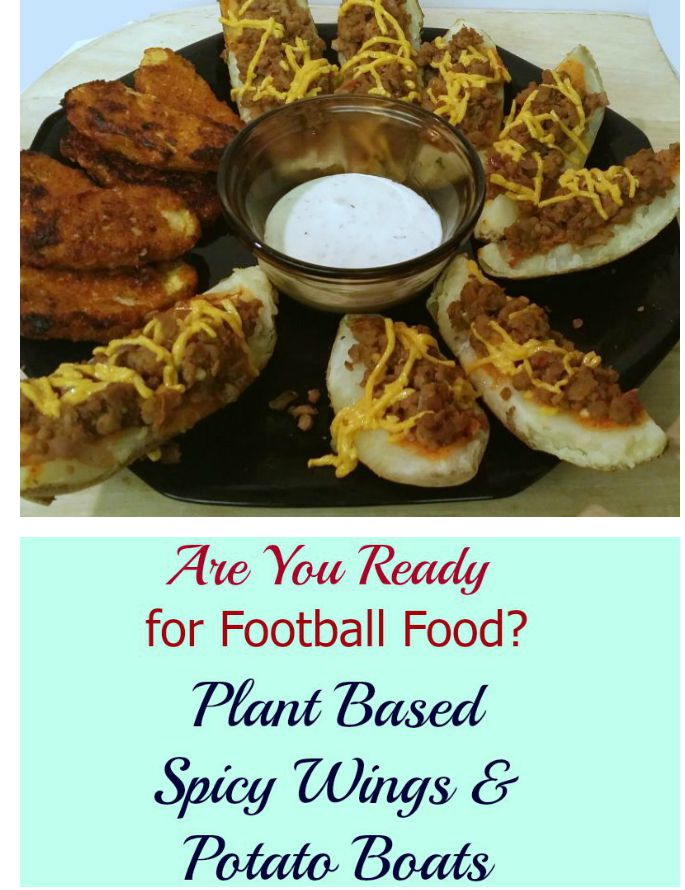 Are your read for some Football Food? Here are two plant based recipes that are delcicious, fun, and easy (not to mention a bit healthier than the norm). #OMGardein #ad