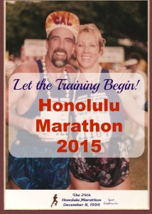 Honolulu Marathon, Grandchildren Sweep and Vegan Nirvana