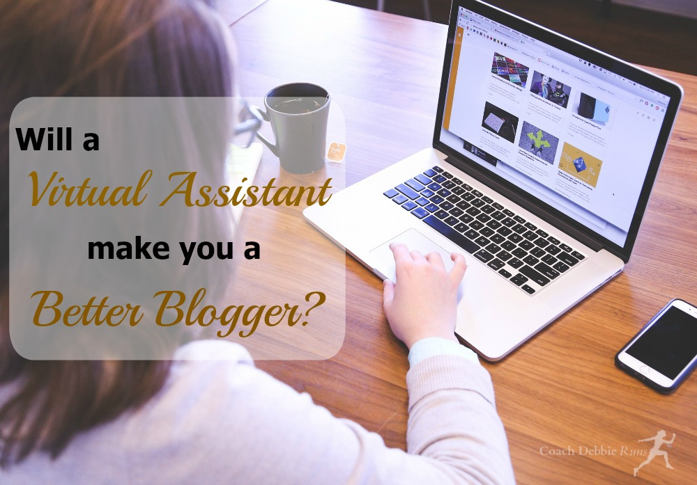Learn how a Virtual Assistant can be the answer to your prayers and make you a better blogger.