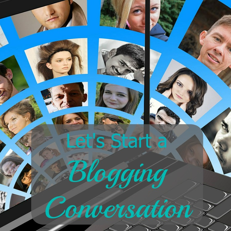 Join the Blogging Conversation! Share your best tip, add a question, or respond to another blogger's comment. Let's work together to improve our blogs!