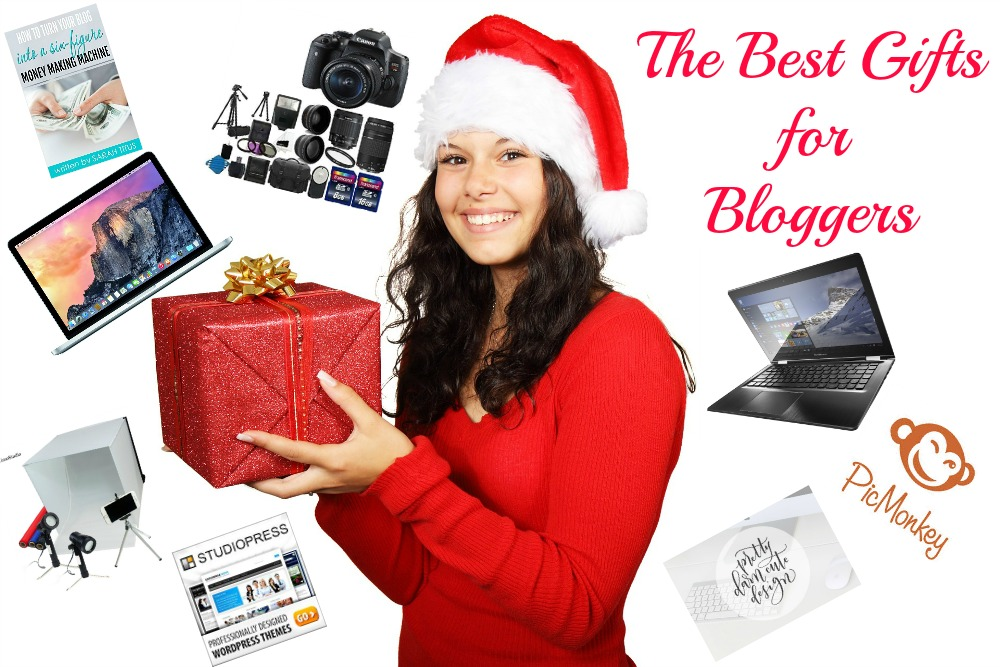 Or we can be honest and call it what it really is: a blogging wish list, which will be perfect to show your significant others, family and friends when they ask you what you want for Christmas. Here is my list of the best gifts for bloggers.