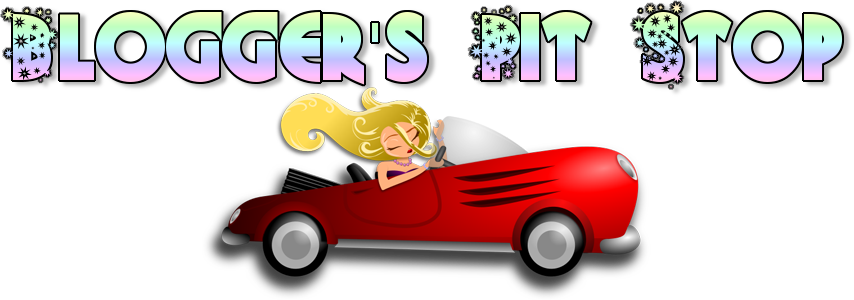 Join us for the Blogger's Pit Stop linkup every Friday!