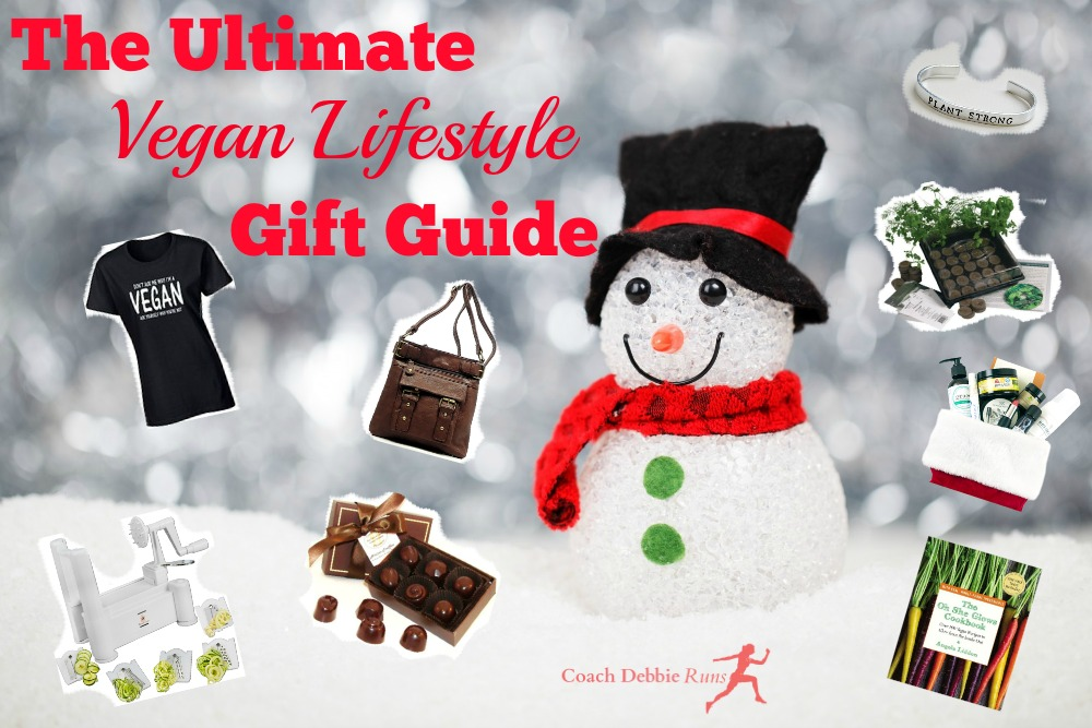 Do you have a vegan or vegetarian on your gift list? Here is the Ultimate Vegan Lifestyle Gift Guide.