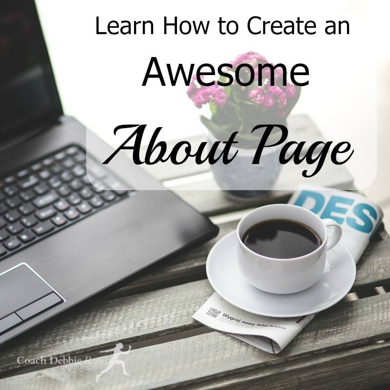 Your About page is one of your most important pages. Here's how to update it and make it awesome.