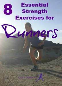 8 Essential Strength Exercises for Runners with a Workout