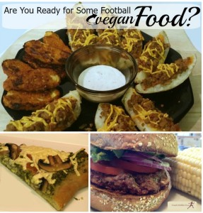 Recipes for a Great Vegan Superbowl Party