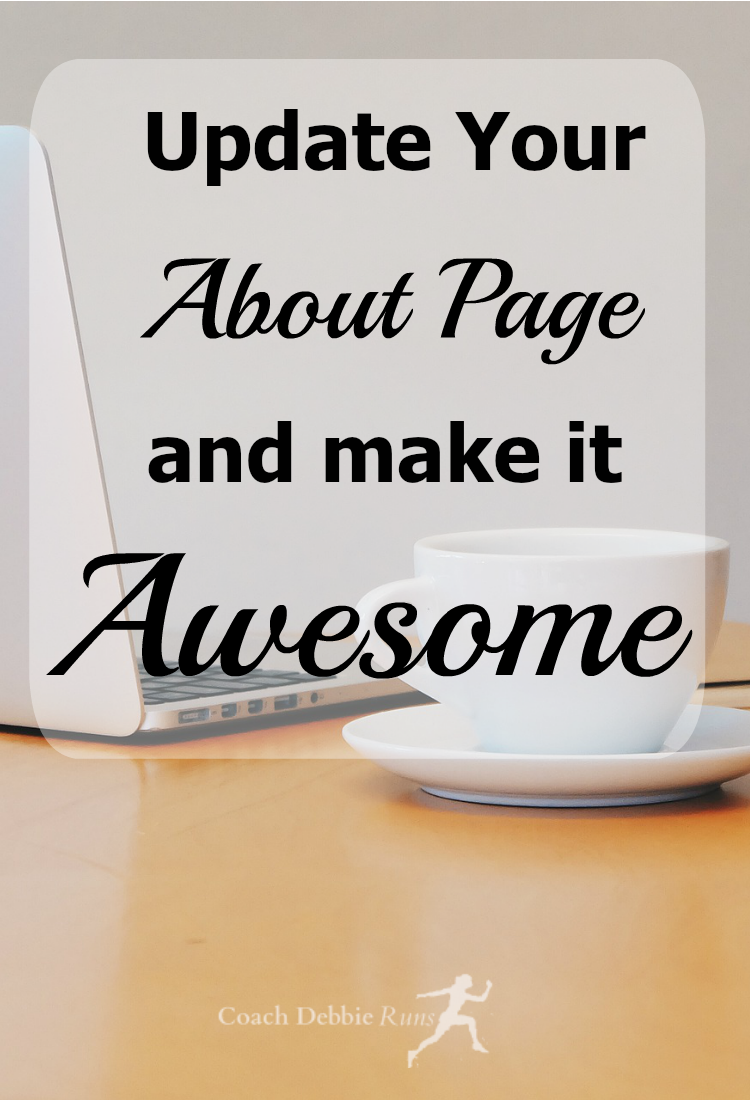 Your About page is one of your most important pages. New readers and brands will check it out to see if they want to read more or work with you. Here's how to update your About page and make it awesome.