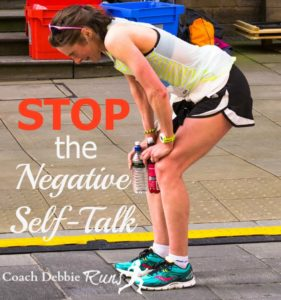 Stop the Negative Self-Talk! 5 Tips to Turn It Around and Improve Performance