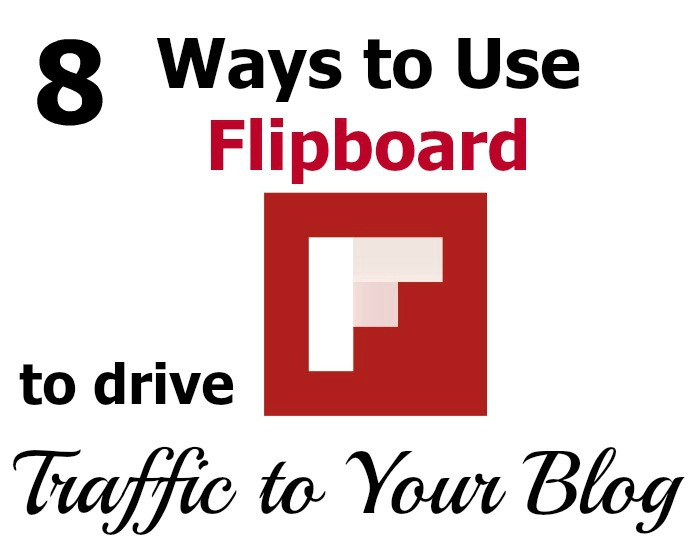 Want more #blog traffic? Learn how @flipboard can help drive readers to your blog!