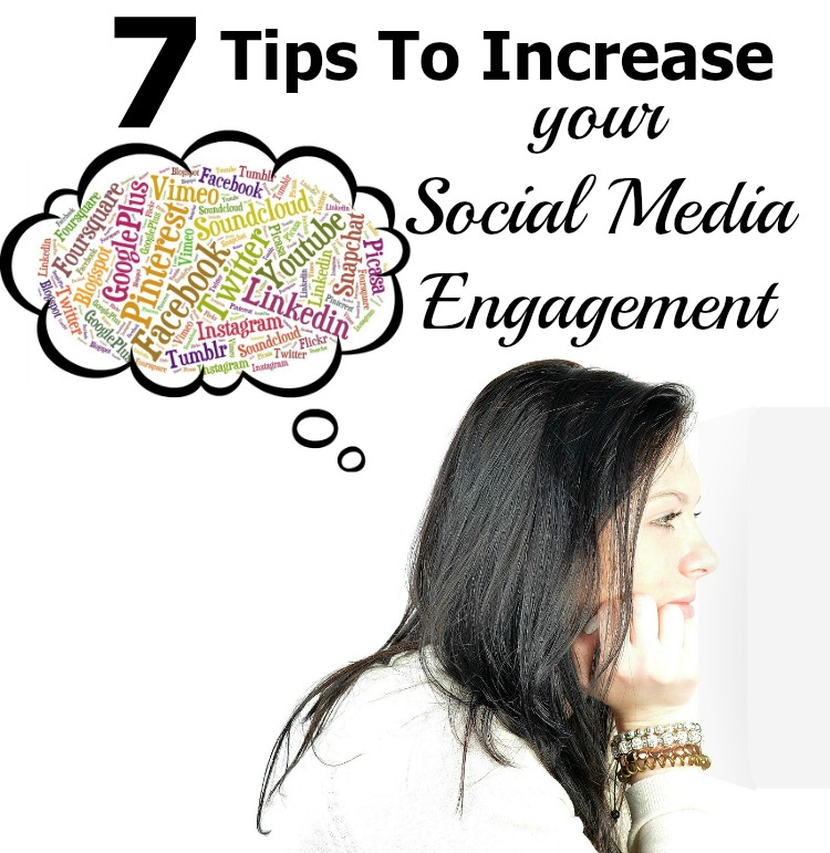 You're talking. Are they listening? 7 tips to increase your social media engagement.