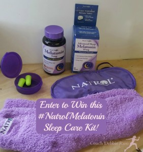 The Importance of Sound Sleep for Recovery + Sleep Care Kit Giveaway