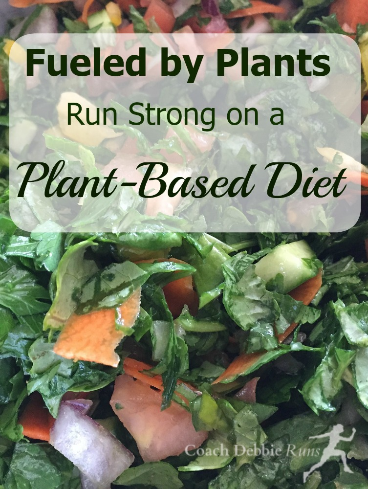 It is easy (and delicious) to run strong on a plant-based diet!