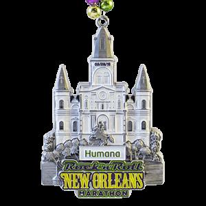 Medal New Orleans