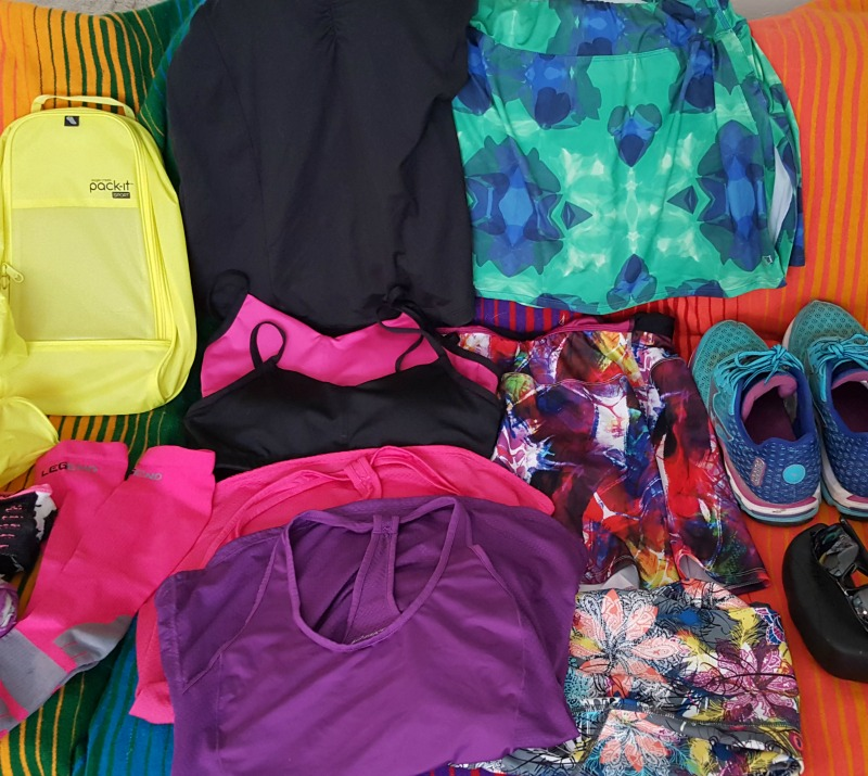 Planning a running vacation this summer? Here are 10 tips to help you pack for your Runcation.
