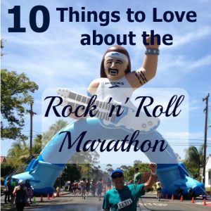 10 Awesome Things to Love About the Rock 'n' Roll Marathon