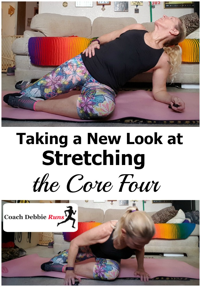We're taking a new look at stretching! Learn about how the Core Four uses the principles of Fascial Stretch Therapy to increase your flexibility and ROM.