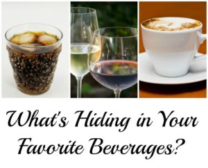 What's Hiding in Your Favorite Beverages? Countdown to the Gerolsteiner #SparklingDetox