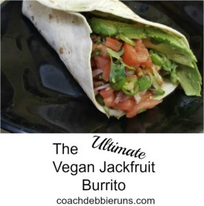 The Ultimate Vegan Jackfruit Burrito Recipe