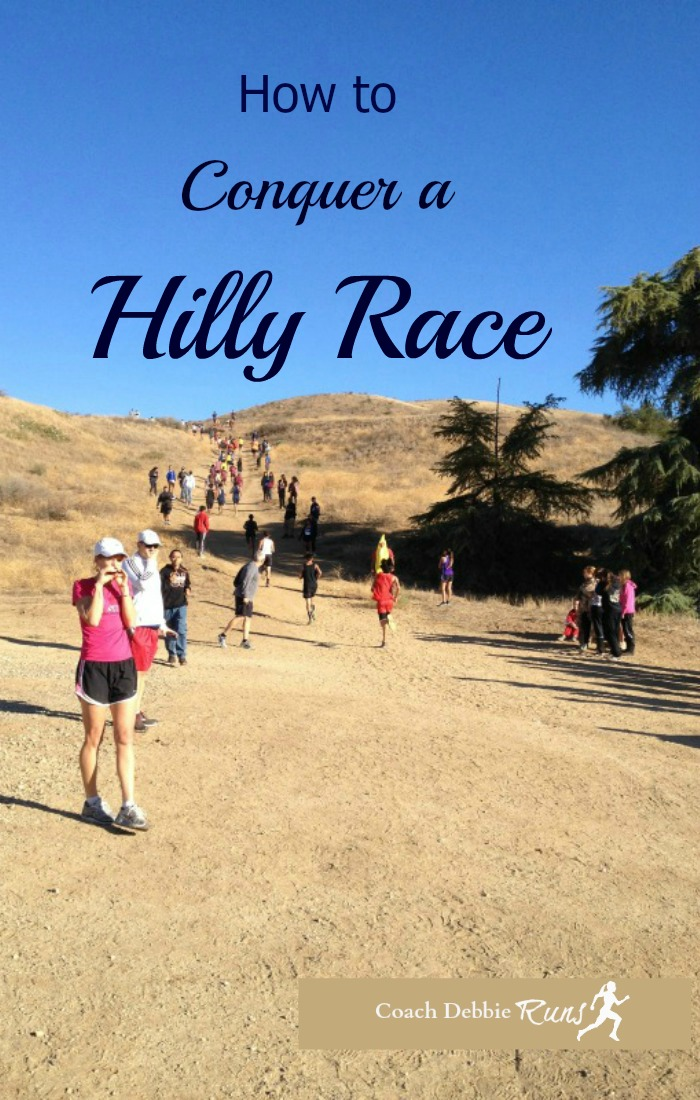 Here are 5 tips that will help runners conquer a hilly race.