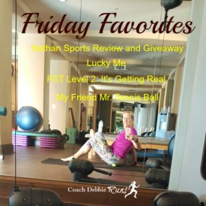 Friday Favorites: Hydration and More from Nathan Sports. Giveaway!