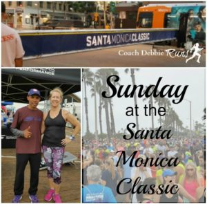 Postcard from the Weekend: Sunday at the Santa Monica Classic