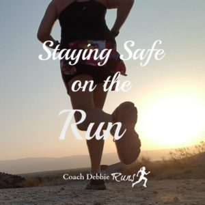 10 Tips for Staying Safe on the Run
