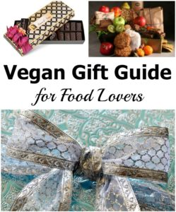 The Ultimate Vegan Gift Guide for Food Lovers