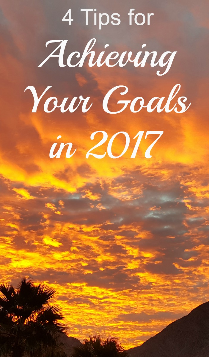 Here are tips for planning, creating, and achieving your goals in 2017. Whether you call them Resolutions, plans or goals, these tips will help you get started in the new year.