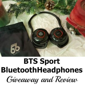 In Time for the Holidays: BTS Sport Bluetooth Headphones Giveaway