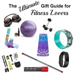 The Ultimate Holiday Gift Guide for Fitness Lovers